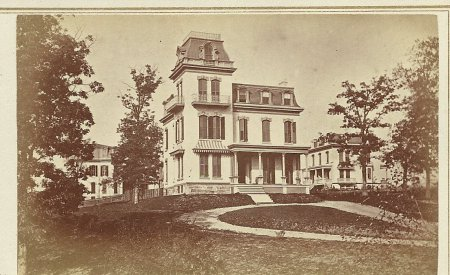 Howard Hall in the 1870s (parkviewdc.com)