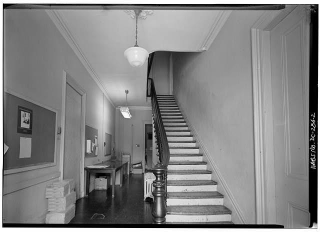 Howard Hall interior (loc.gov)