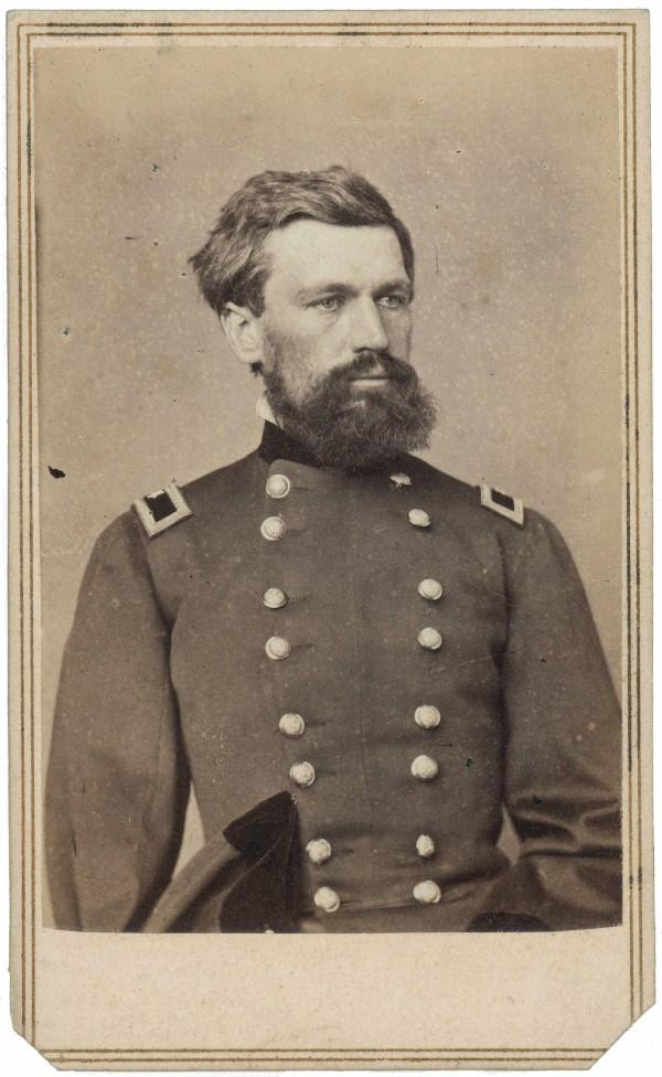 General Oliver Otis Howard (http://bangordailynews.com/)