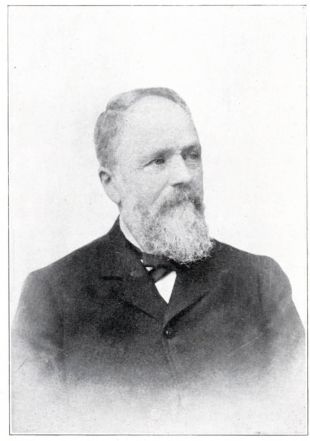 Mayor Jacob Robert Weisbach (ca. 1880)