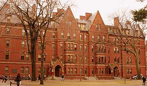 Matthews Hall, Harvard University