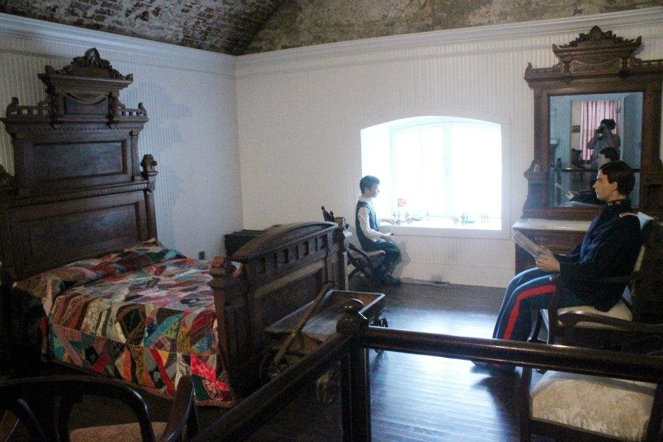Jefferson Davis Bedroom