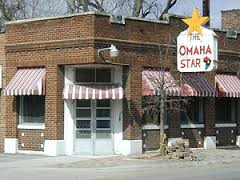 The Omaha Star was one of the buildings in the vicinity that was under the guard and protection of the Black Panthers during the 1 August, 1966 riot.
