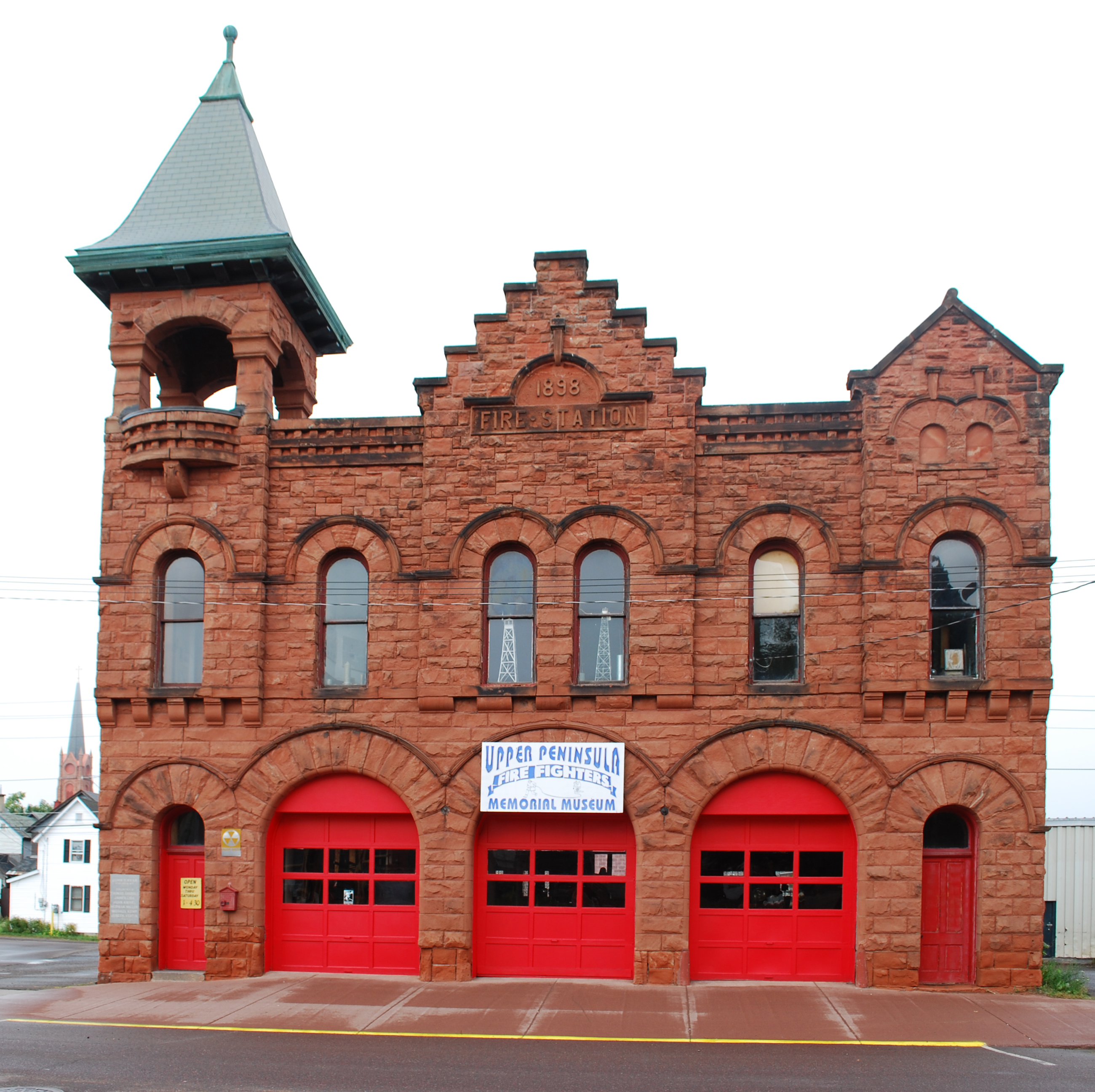 The Upper Peninsula Fire Fighters Memorial Museum