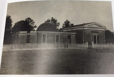 """The """"Old Observatory"""" in 1891 Photographed by Eugene Allen Smith"""