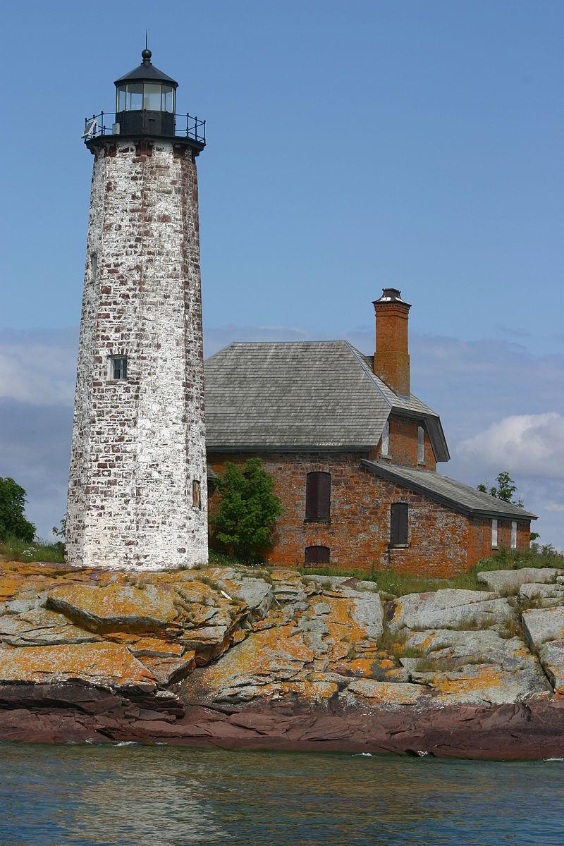 Isle Royale Light