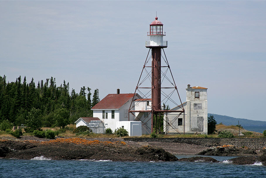 The Manitou Island Light Station