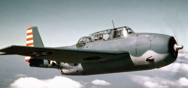 Avenger Torpedo Bomber