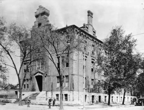 Marquette College circa 1881