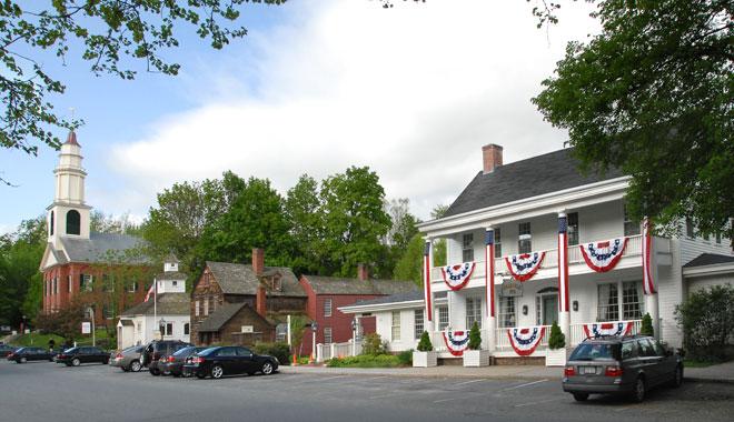 The Deerfield Inn.