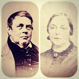 William and Maria Massie
