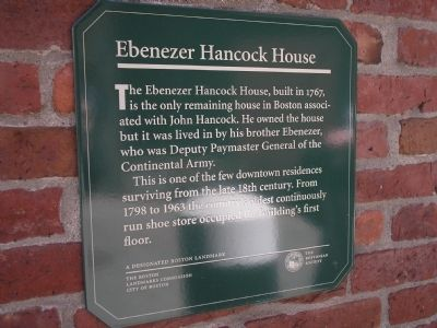 Historic marker (image from Historic Markers Database)