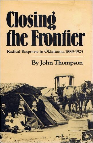 Closing the Frontier, book