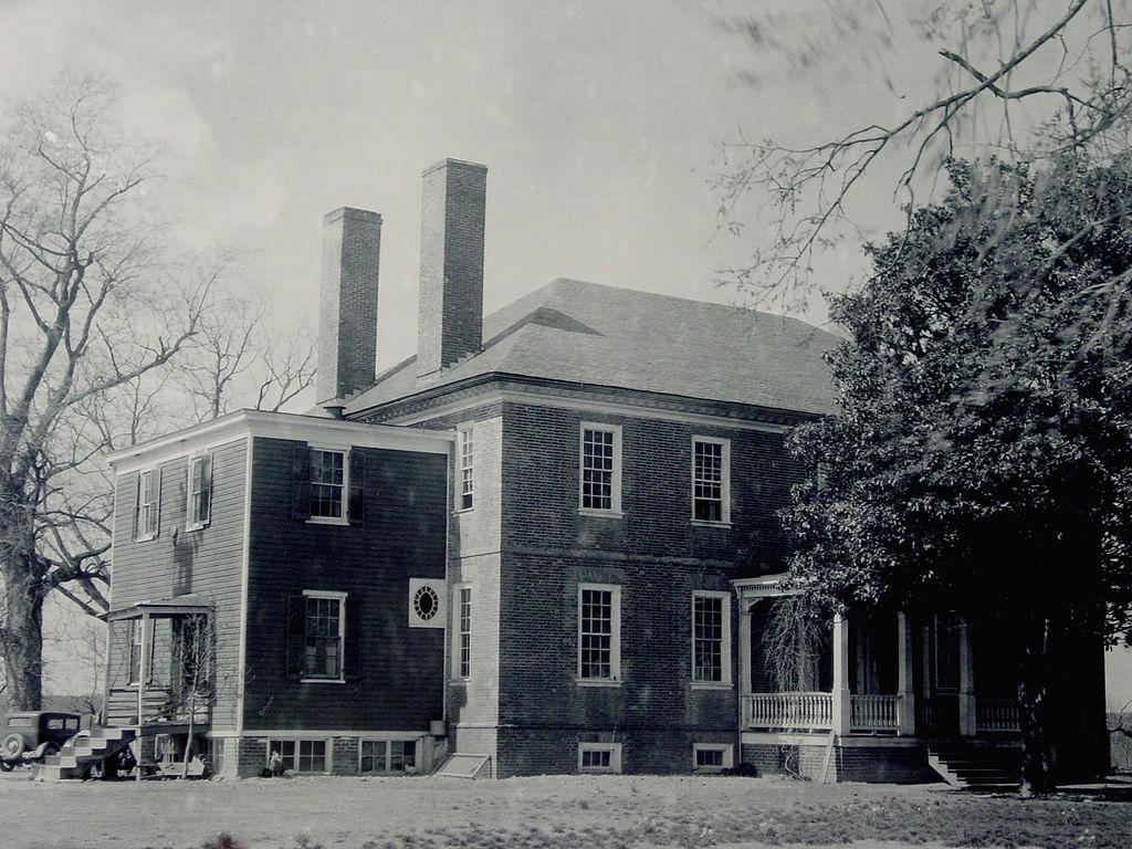 1910 image of Wilton