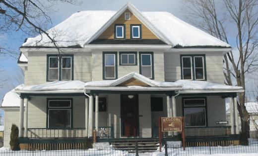 The Negaunee Historical Society