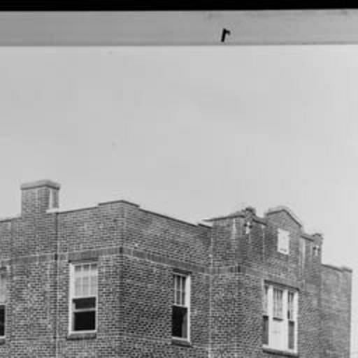Whitfield County Jail in the 1920s