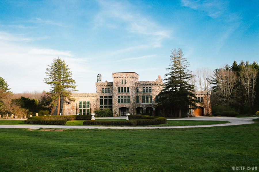 The Ames Mansion. (Nicole Chan, 2012.)