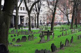 Granary Burying Ground (image from Wikimedia)