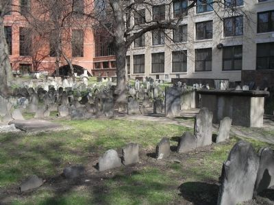 Granary Burying Ground (image from Historic Markers Database)