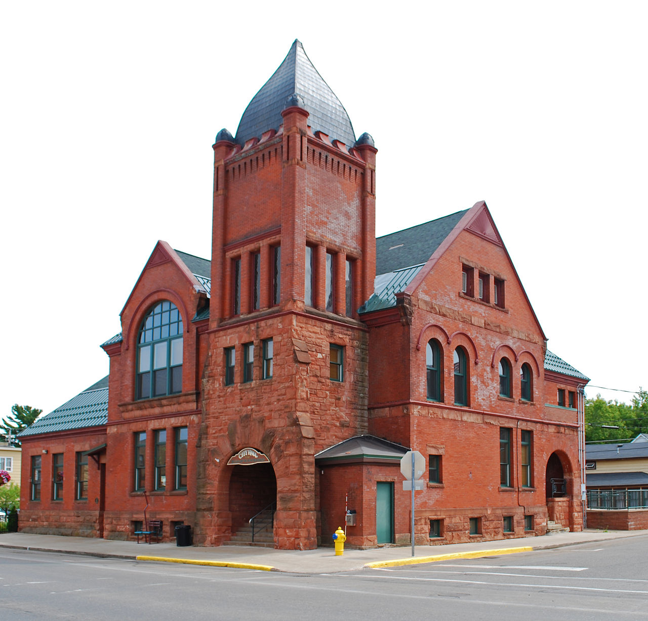 Ishpeming City Hall