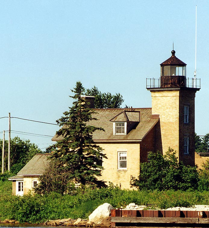 Ontonagon Light