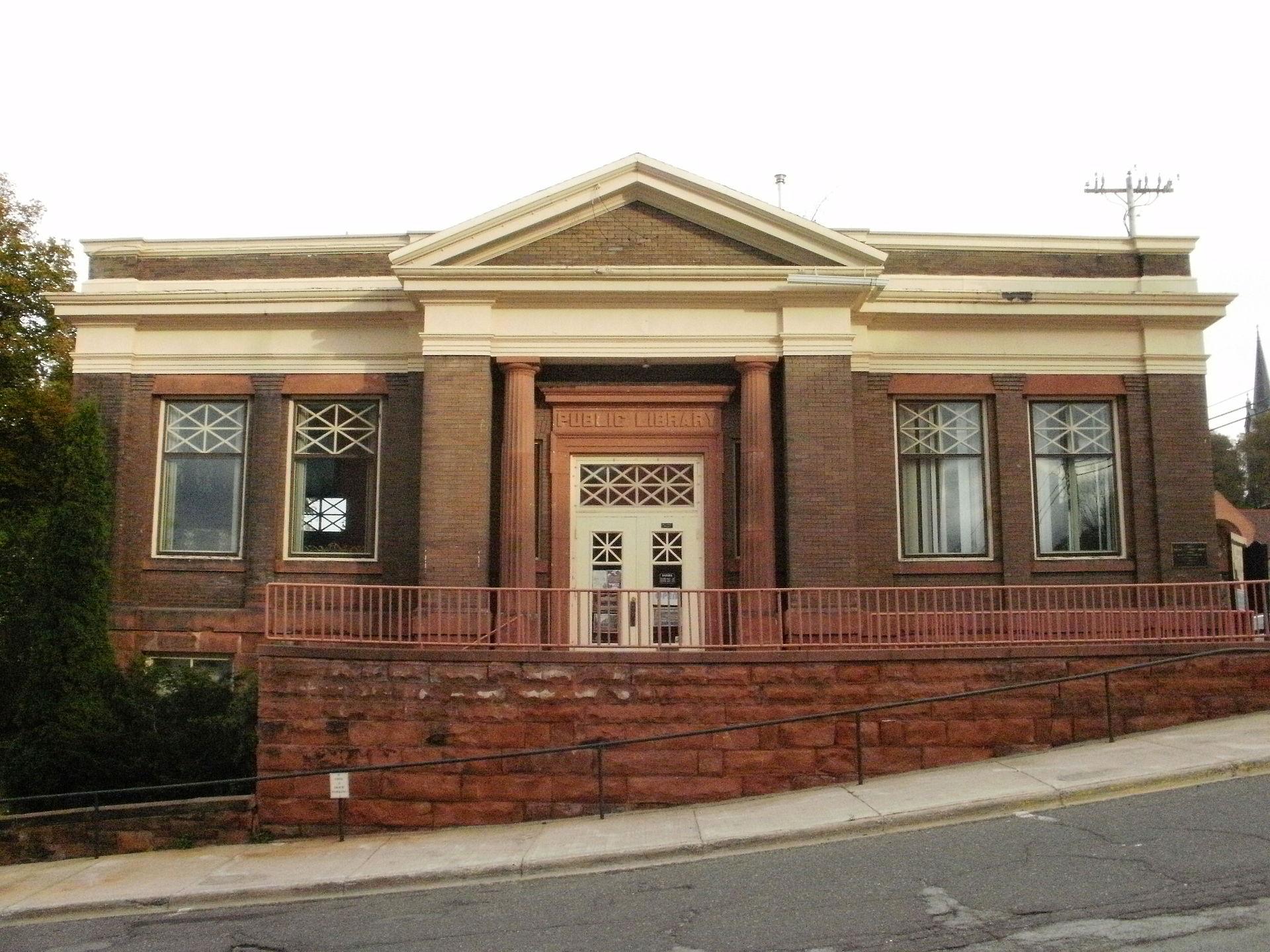 The Carnegie Museum of the Keweenaw