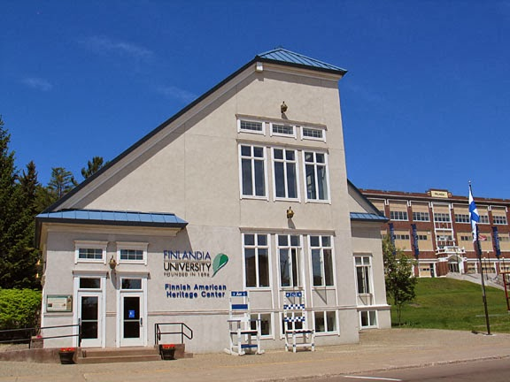 The Finnish American Heritage Center Archive and Museum