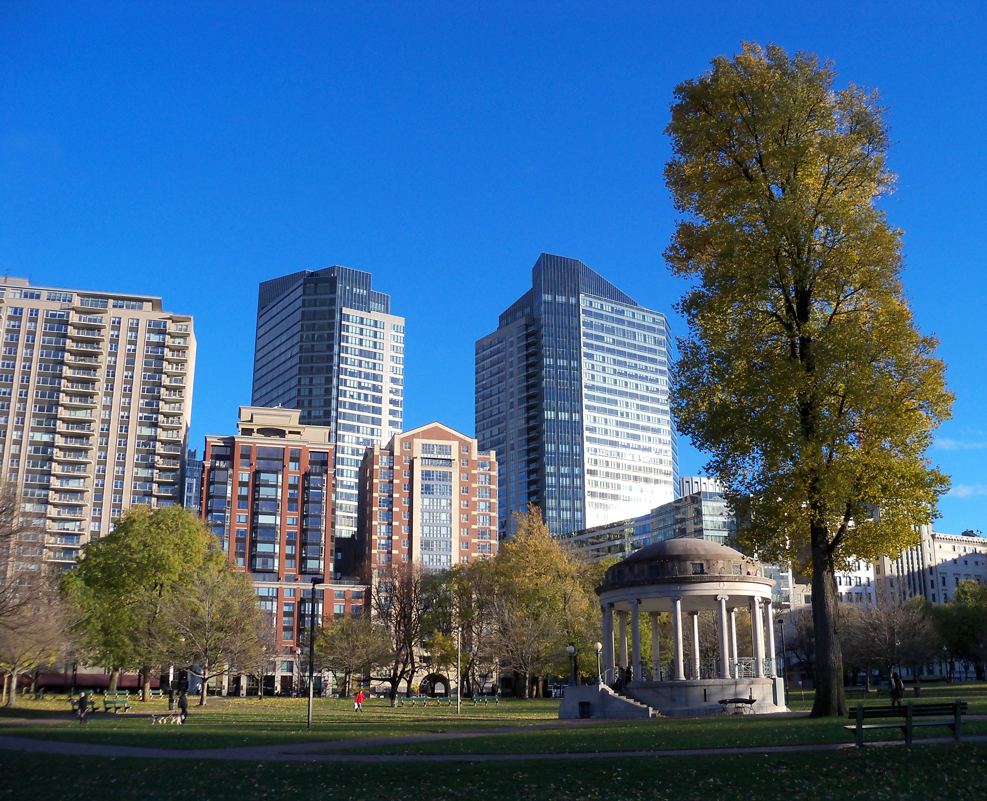 Boston Common (image from Wikimedia)