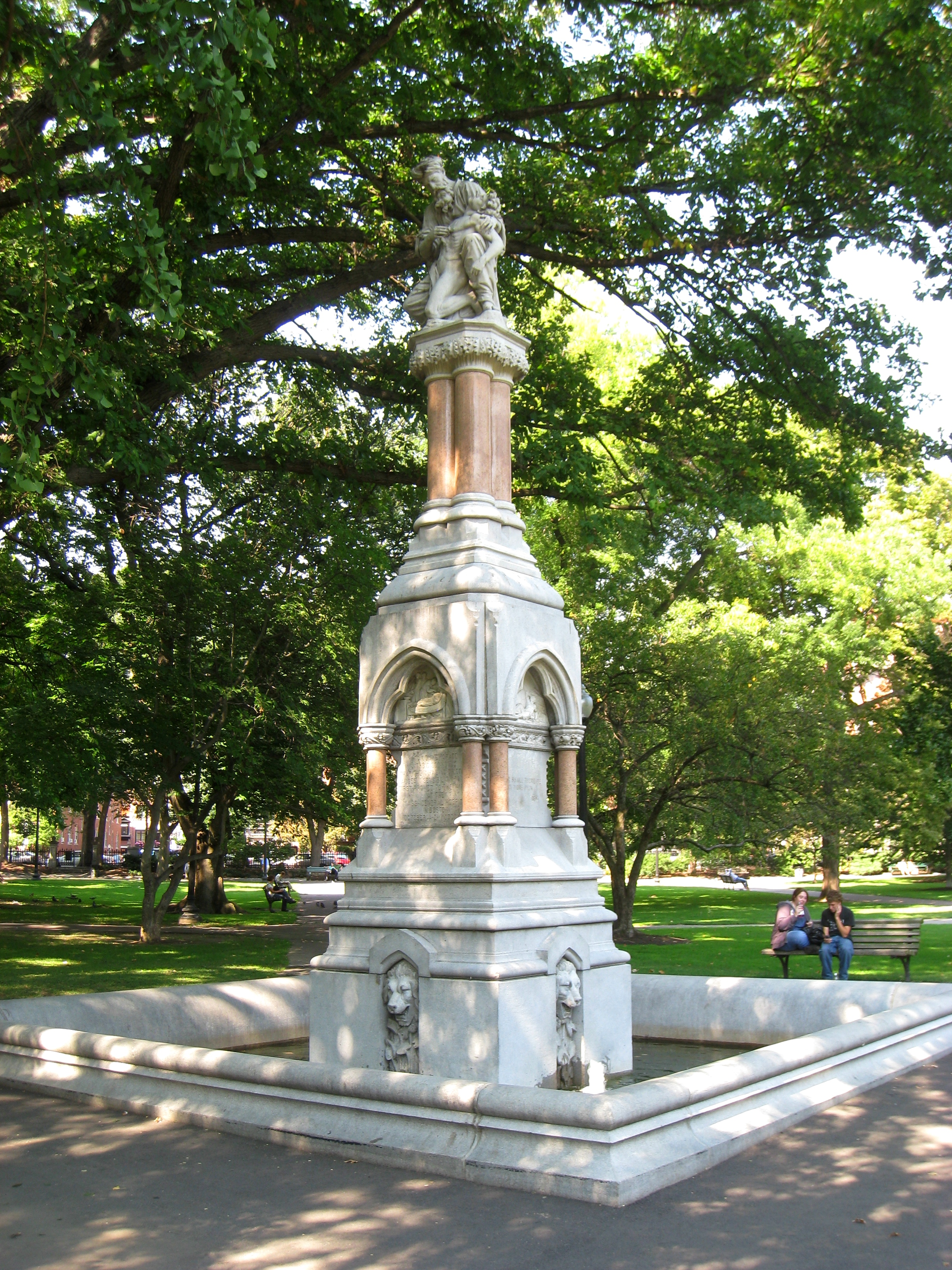 The Ether Monument (image from Wikimedia)