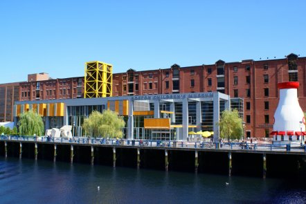 The Boston Children's Museum (image from The Boston Children's Museum)