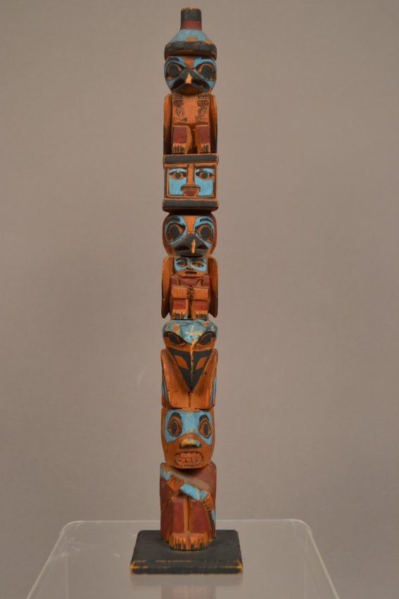 Artifact from the Native American collection (image from The Boston Children's Museum)