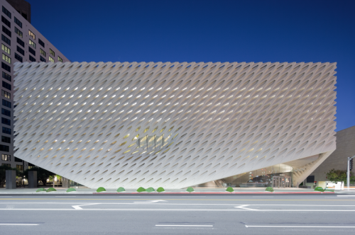 The Broad Museum was founded in 1984.