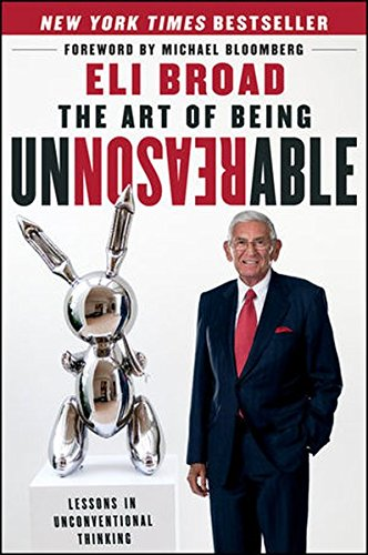 Learn more about museum founder Eli Broad with this book, available by clicking the link below.