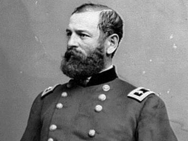 Union Major General Fitz John Porter. Courtesy of the Library of Congress.