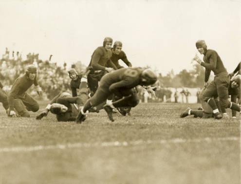 Marquette University vs. Northwestern circa 1932