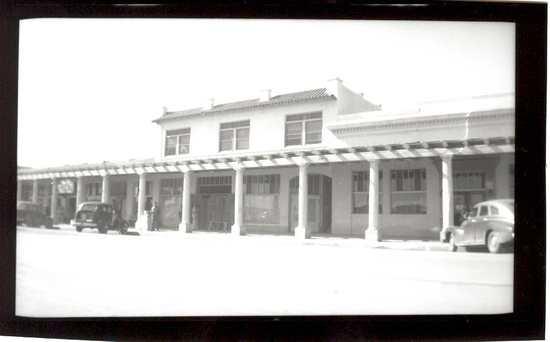Monroe Building, c. 1943