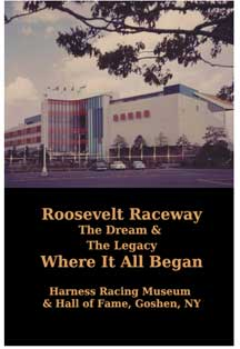 Roosevelt Raceway, the most important harness racetrack and entertainment venue in New York between 1940 and 1988, is the subject of a new photographic essay and exhibit