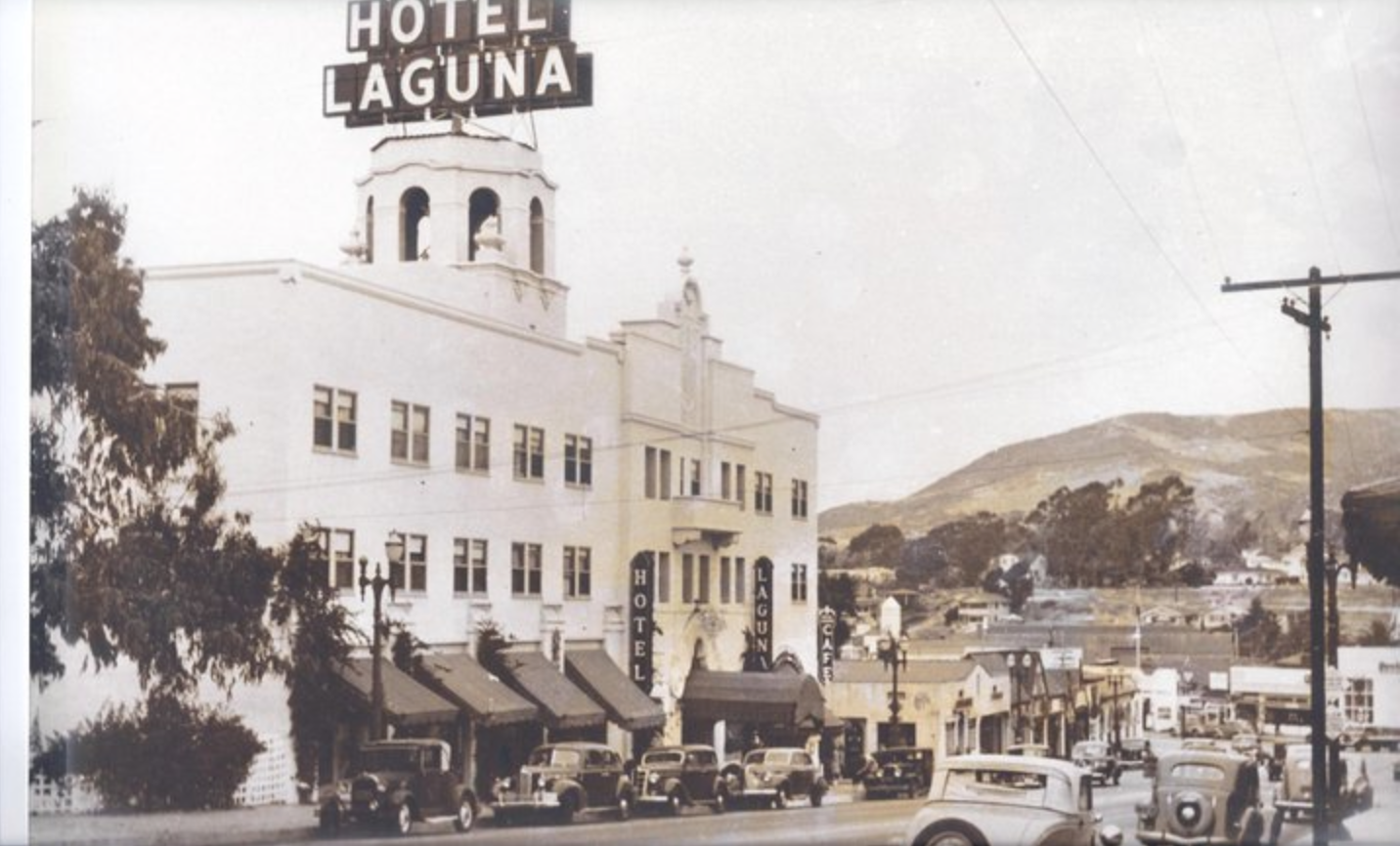 Hotel Laguna - 1930s