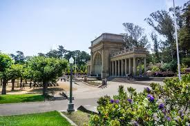 San Francisco Botanical Garden at Strybing Arboretum in Golden Gate Park