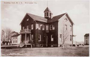 Hackley Hall, c. 1920, Manassas Industrial School