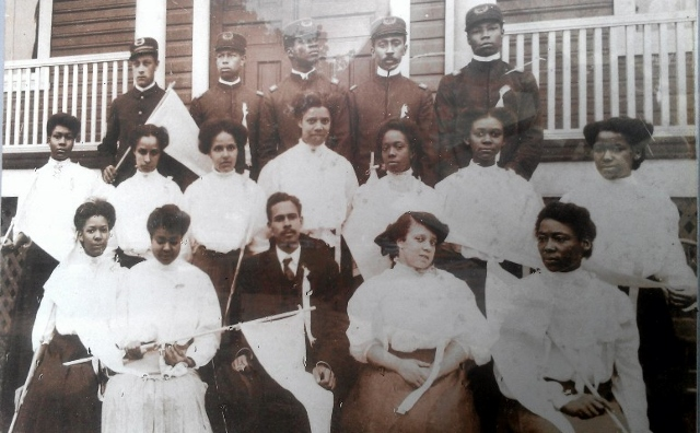 Manassas Industrial School class of 1906