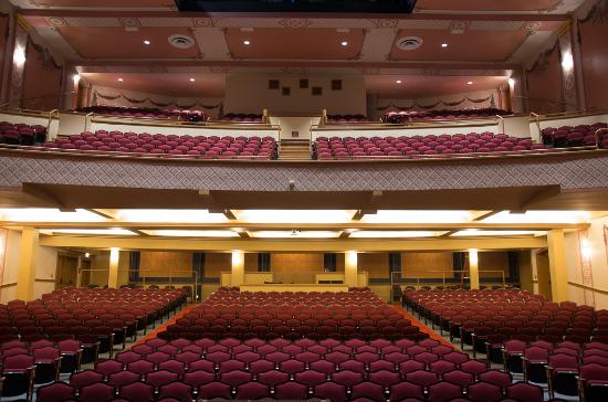 Inside Peoples Bank Theatre