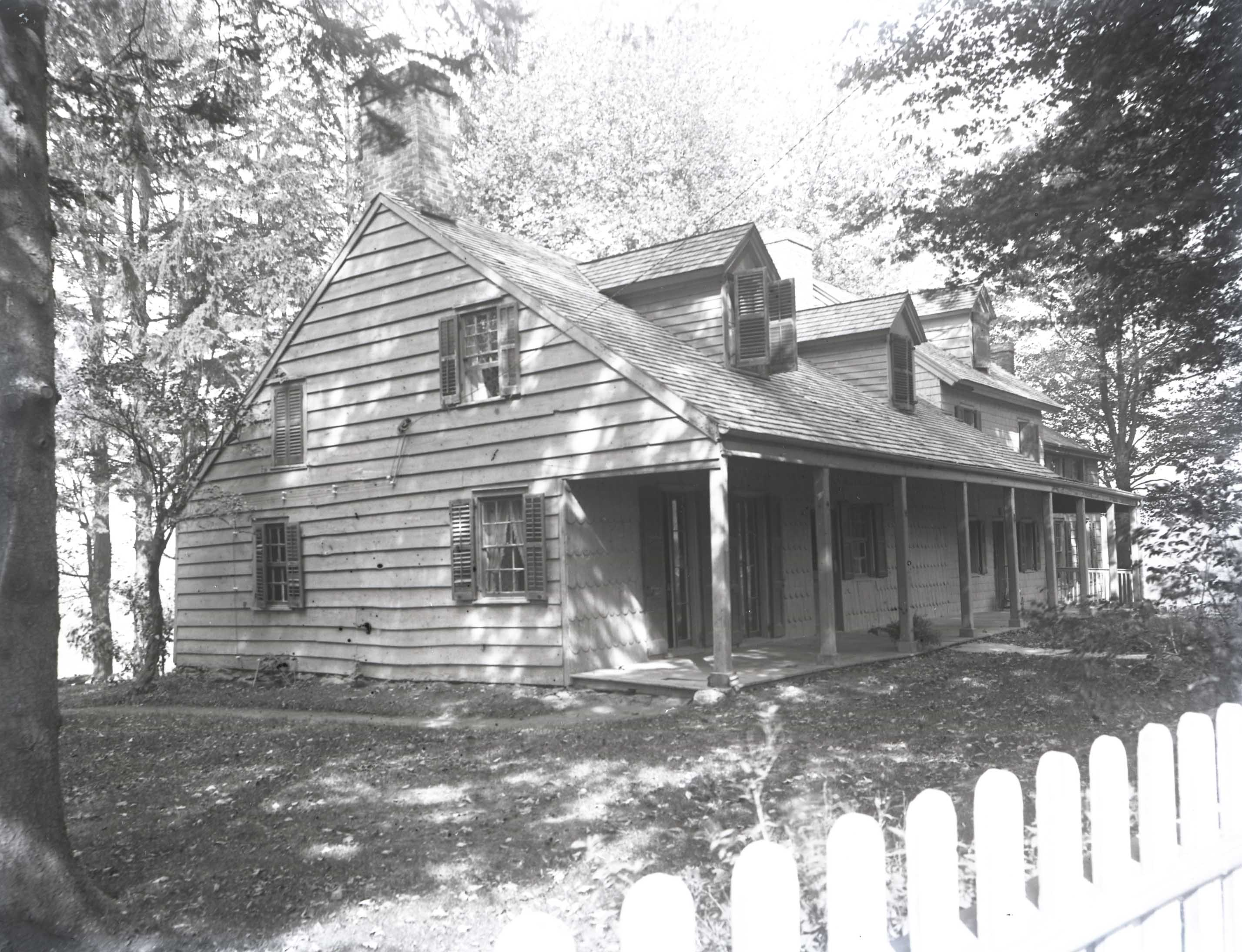 Wayside Cottage in 1905.