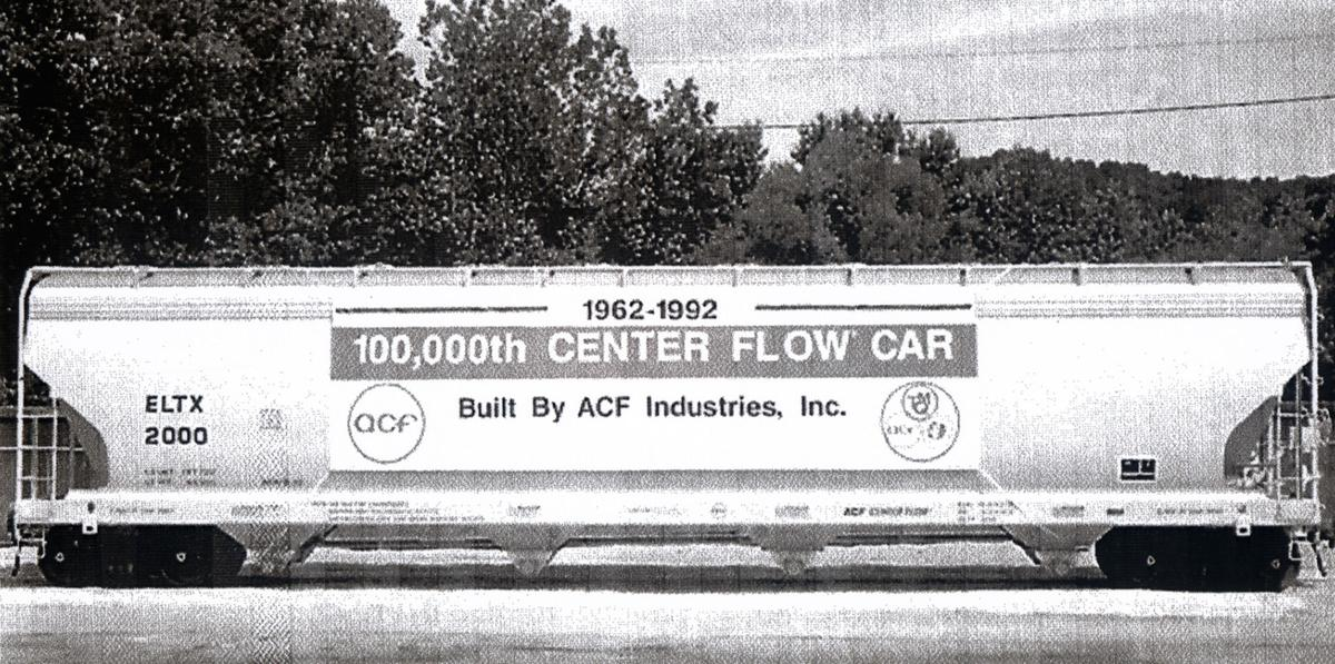 The Center-Flow Hopper car