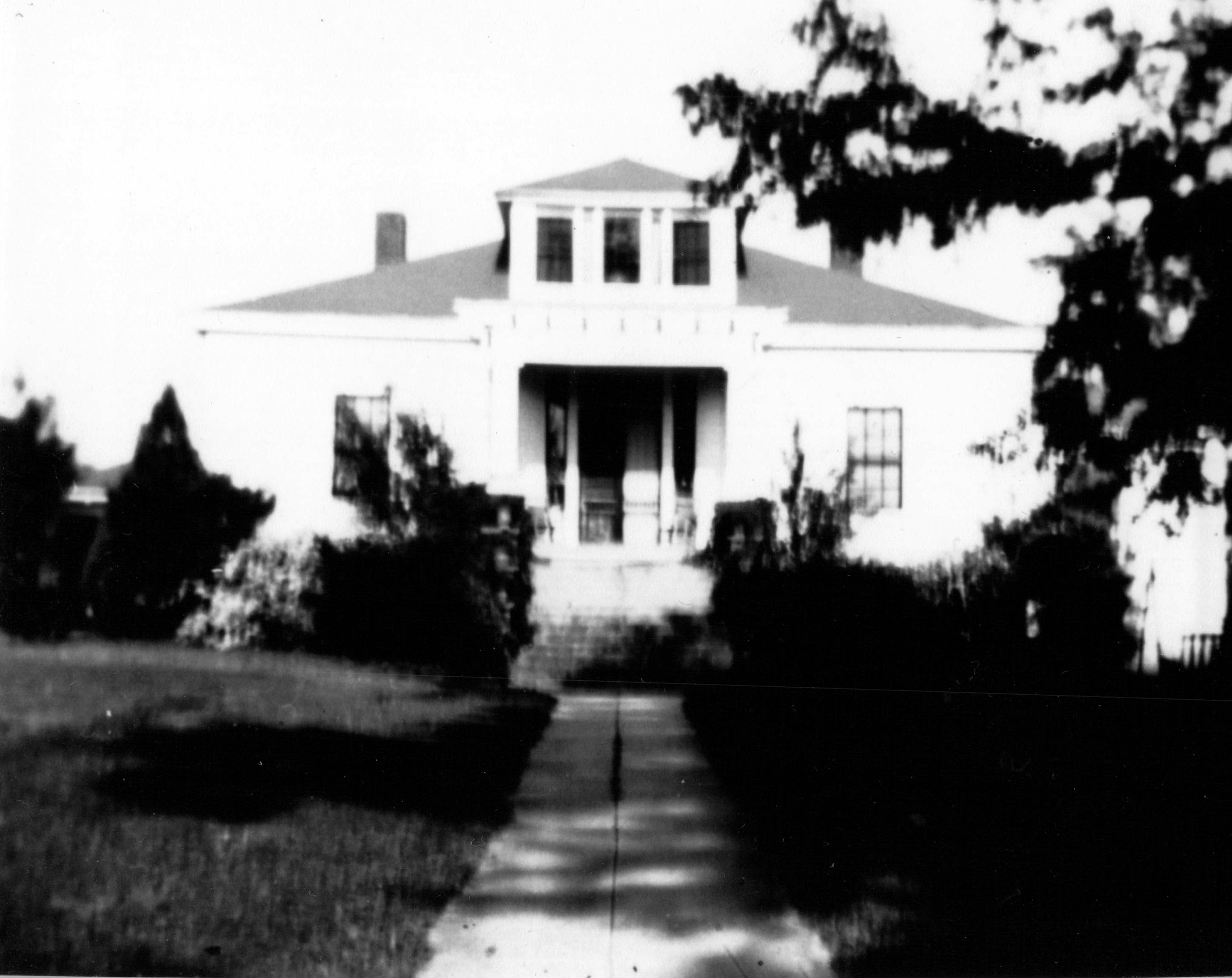 Pebble Hill circa 1930