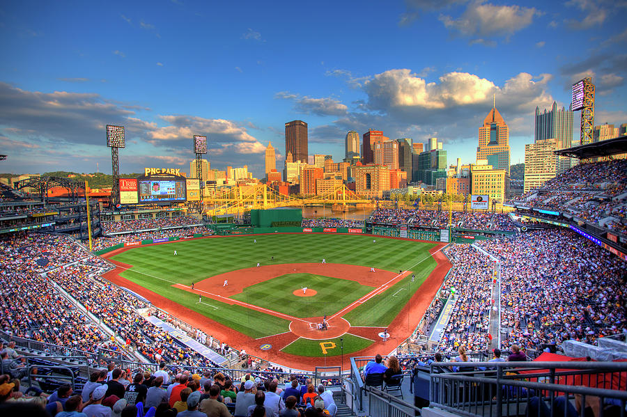 PNC Park opened on April 9, 2001, and took the place of the Pirates old home, Three Rivers Stadium.