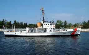 USCGC McLane.