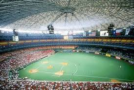 The Astros played here from 1965 until 1999.