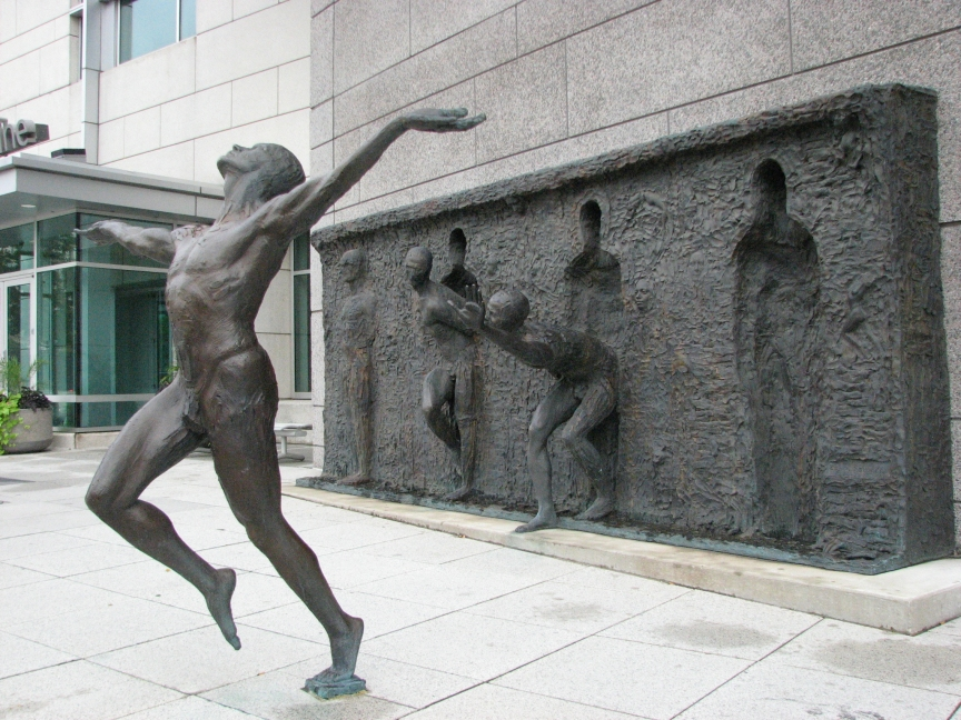 """Freedom"" is frequently included in lists of the most significant public art displays in the world."