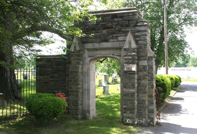 Created in 1902, Eden Cemetery is the final resting place of many of Philadelphia's black leaders.
